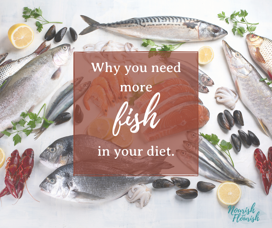 Why You Need More Fish In Your Diet