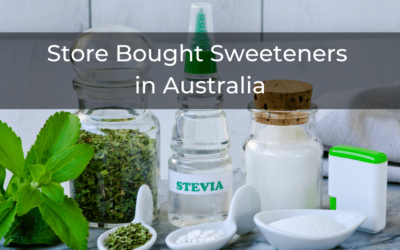 Sweeteners in Australia