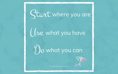 Start-Use-Do