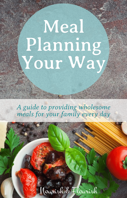Meal Planning Your Way Guide