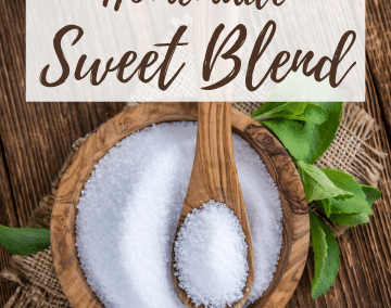 Homemade Sweet Blend